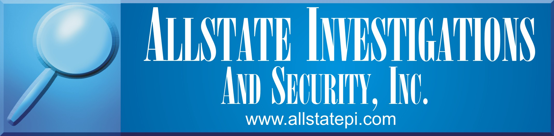 Allstate Investigations and Security, Inc. Logo