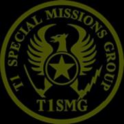 Texas Bounty Hunters {TXDPS LC#C19326 T1SMG} Logo