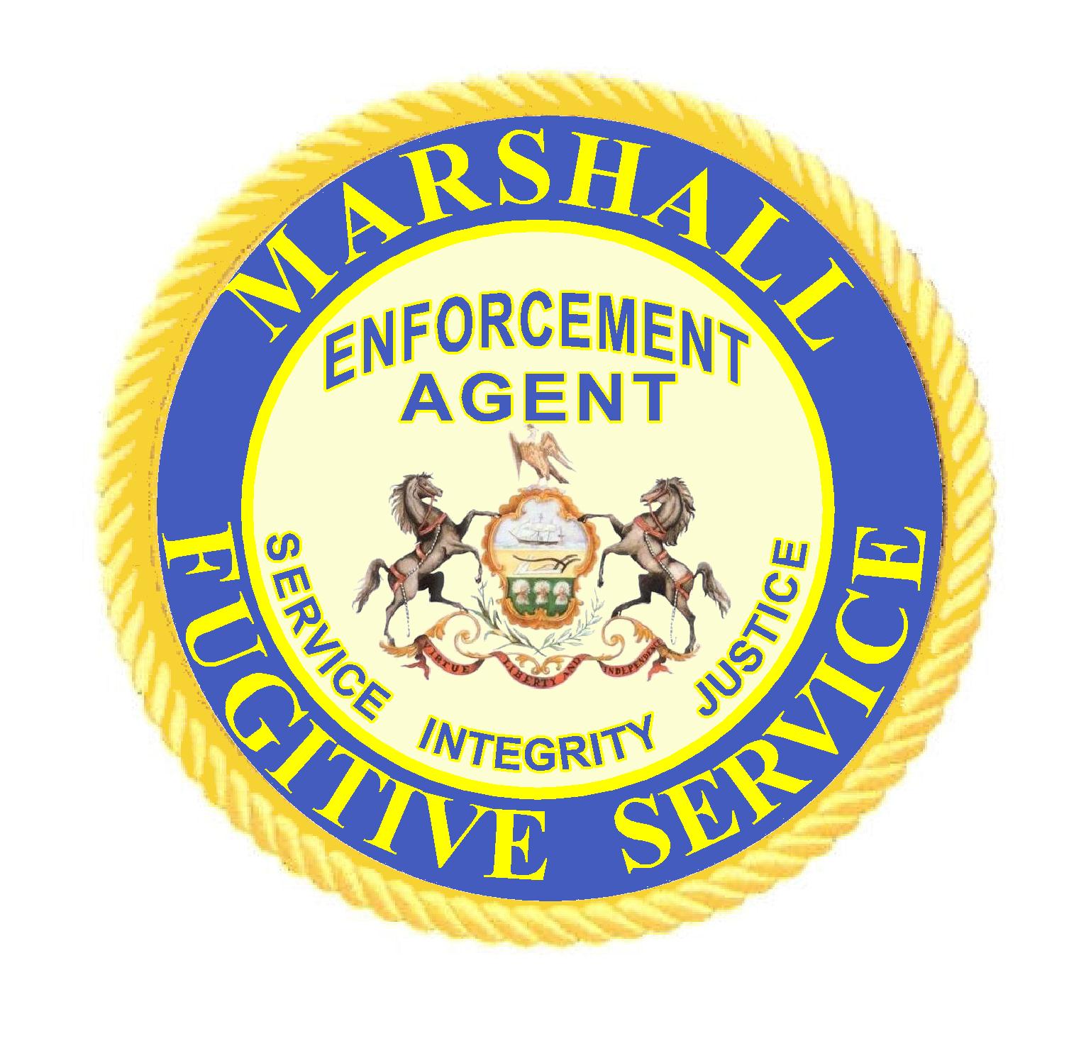 Marshall Fugitive Service Logo