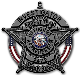 US Fugitive Apprehension Bail Enforcement Logo