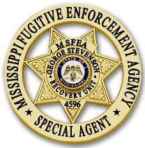Mississippi Fugitive Enforcement Agency Logo