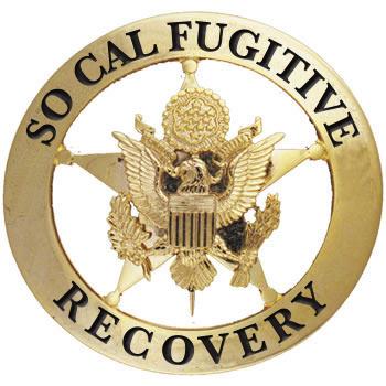 SoCal Fugitive Recovery Logo