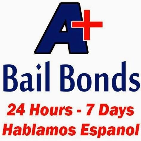 A+ Bail Bonds Logo