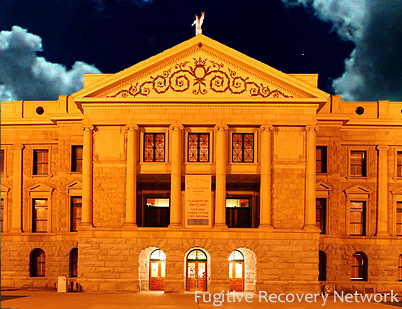 Nevada Revised Statutes >> Arizona - Bail Bond and Bounty Hunter Laws